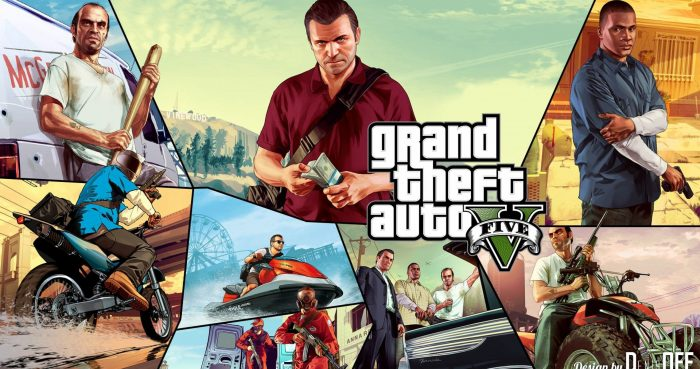 GTA 5 Android APK Data Download