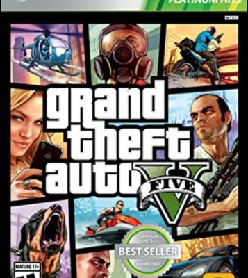 GTA 5 Xbox 360 Review