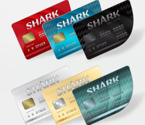 GTA 5 Shark Cards
