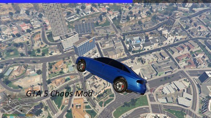 GTA 5 Chaos Mod