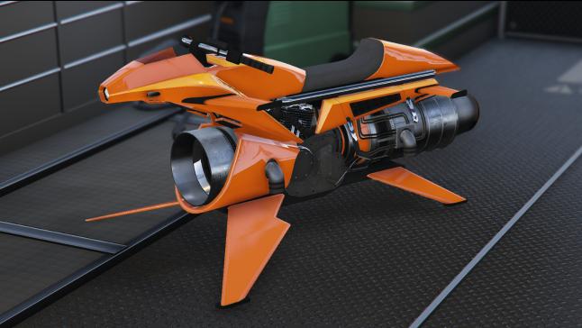 GTA 5 Oppressor MK2