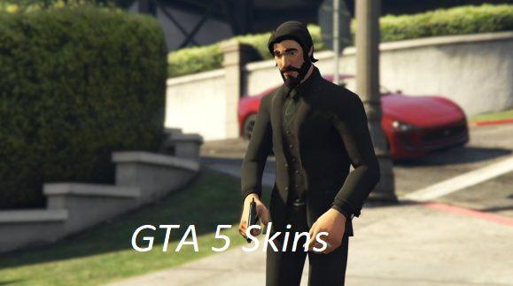 GTA 5 Skins